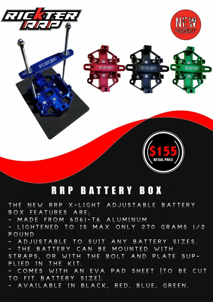 RRP BATTERY BOX PRESS RELEASE